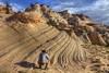 Shooting the Hoodoo Wave (Chief Bwana) Tags: az arizona vermilioncliffs navajosandstone pariaplateau wave psa104 chiefbwana