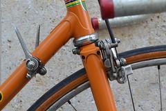 Colnago Freccia 1968 (thebicicletalist.collection) Tags: colnago freccia 1968 mexico campagnolo cinelli unicanitor 3ttt