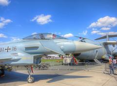 Bundeswehr Eurofighter Typhoon @ Berlin Air Show 2018 (zimmermannj6673) Tags: bundeswehr eurofighter typhoon berlin air show 2018