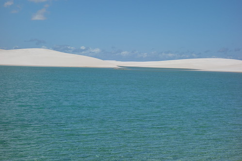Les lagoas sont parfois très grands. Ils changent chaque année.