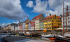 Nyhavn, Copenhagen - Denmark (Vest der ute) Tags: xt2 denmark copenhagen city cityscape boats houses sailboats sky clouds people restaurants fav25 fav200