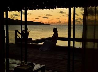Room with a View  (Bora Bora)