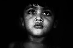 Oh What Big Eyes You Have ! (N A Y E E M) Tags: umar kalam son portrait afternoon availablelight naturallight indoors eyes sweat home rabiarahmanlane chittagong bangladesh waistlevel