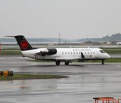 Air Canada Express                                        Bombardier CRJ200                                          C-FIJA (Flame1958) Tags: 0314 aircanada aircanadaexpress crj crj200 bombardiercrj200 bombardier regionaljet aircanadaregionaljet bos kbos 220518 0518 2018 bostonairport loganairport bostonloganairport cfija