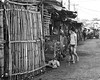 Rear Entrance (Beegee49) Tags: street filipina market rear storage bacold city philippines