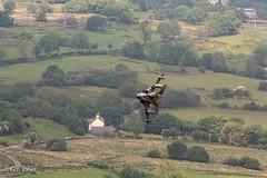Panavia Tornado GR4 ZA591-9949 (kim24_5) Tags: aircraft locations cadeast machloop panaviatornadogr4 snowdonia