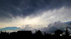 A sötétség horizontja (Ják) (milankalman) Tags: storm dark clouds sky grey weather