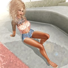 Chill Mode (eloen.marie) Tags: eloensotherworld secondlife releases fashion sntch catwahead carolg tattoo thechapterfour glamistry insomnia spirit avada lostfound 7deadlys{k}ins we3rp theannex entangledposes