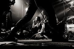 (noiseburst) Tags: thestpierresnakeinvasion tspsi fleece bristol may 2018 gig band live music venue livemusic fuji fujifilm xh1 concert stage monochrome blackandwhite people