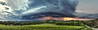 8R9A1749-58Ptzl1T2BbLGERk (ultravivid imaging) Tags: ultravividimaging ultra vivid imaging ultravivid colorful canon canon5dm3 clouds stormclouds sunsetclouds landscape fields farm scenic rural rainyday sky pennsylvania pa panoramic painterly road rain vista evening lateafternoon twilight storm spring