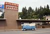 Kalama Shopping Center (Curtis Gregory Perry) Tags: kalama shopping center volkswagen truck pickup type 2 air cooled blue 1959 1960 1957 1958 1962 neon sign store market street washington pepsi nikon d810