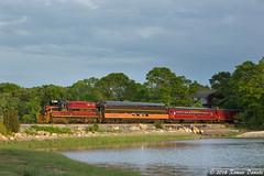 Dinner Train at Monks Cove (Roman Daniels) Tags: mc mass coastal 2006 dinner train monks cove park