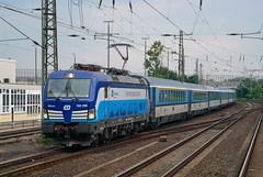 P1590771 (Lumixfan68) Tags: eisenbahn züge eurocity ec loks baureihe 193 cd ell tschechische staatsbahn elektroloks drehstromloks deutsche bahn db siemens vectron