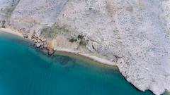 Pag island from air 2018 (Secret Dalmatia Travel) Tags: pag pagisland croatioa dalmatia croatia