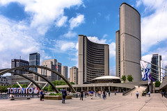 Toronto City Hall (Irena_ka) Tags: mpt636 matchpointwinner