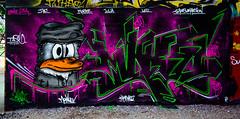 HH-Graffiti 3712 (cmdpirx) Tags: hamburg germany graffiti spray can street art hiphop reclaim your city aerosol paint colour mural piece throwup bombing painting fatcap style character chari farbe spraydose crew kru artist outline wallporn train benching panel wholecar