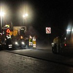 Overnight paving of US 12 between Aberdeen and Central Park thumbnail