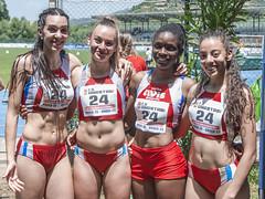 Elisabetta Vandi, Micol Zazzarini, Letizia Lare Lantone, Samira Amadel