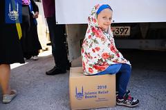 Food distribution Ramadan 2018