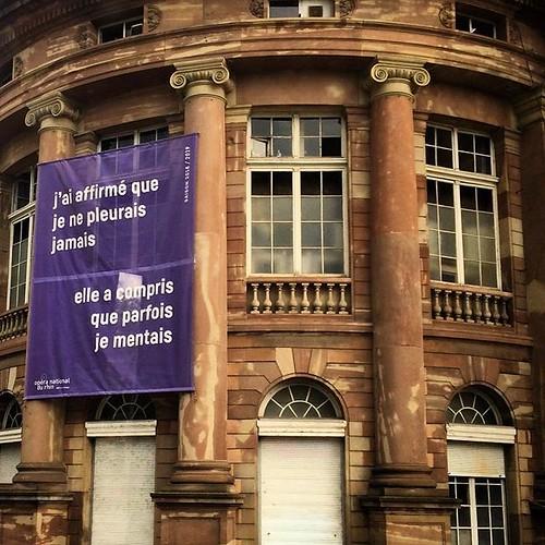 Les affiches de l' @operadurhin 💜 #graphicsdesign #strasbourg #strasgram #strasbourgmonamour @strasbourg #tw