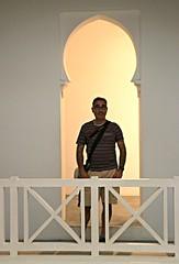 on white (daniel.virella) Tags: tanger morocco door balcony notaselfie byzé picmonkey medina