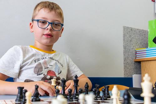 VIII Turniej Szachowy o Mistrzostwo Przedszkola Wesoła Piątka (8 of 78)