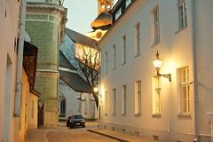 2018-04-30 at 20-55-25 (andreyshagin) Tags: tallinn estonia architecture andrey andrew shagin nikon daylight d750 night trip travel town tradition europe beautiful building history