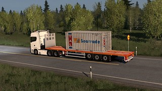 Scania S650 + Faymonville MAX Trailer 200