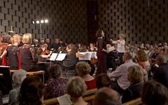 Le Madrigal de Nîmes & Ensemble Colla Parte dirigés par Muriel Burst - IMBF2225 (6franc6) Tags: 6franc6 30 2018 choeur chorale collaparte concert gard juin languedoc madrigal madrigaldenîmes musique occitanie orchestre soliste