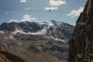 pure thrills - via ferrata Jegihorn 3206m