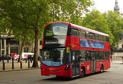 Go Ahead WVH182 (SRB Photography Edinburgh) Tags: london buses bus transport travel roads red traffic