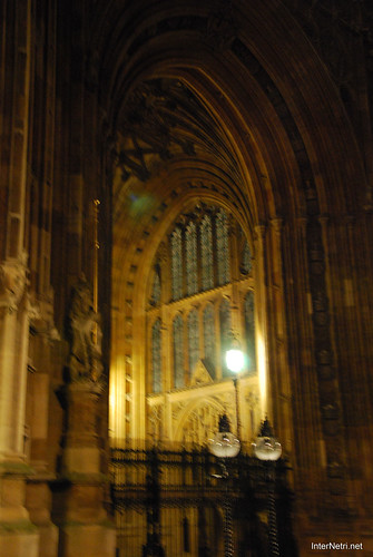 Парламент і Біг Бен Лондон вночі InterNetri United Kingdom 0459
