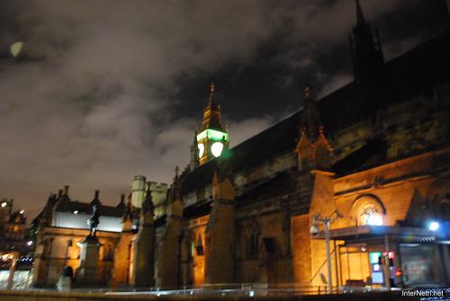 Парламент і Біг Бен Лондон вночі InterNetri United Kingdom 0453