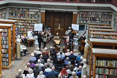 Avison Ensemble 'Charles Avison's Workbooks come alive!' concert, The Literary and Philosophical Society, Newcastle, Sunday 20 May 2018 (Avison Ensemble) Tags: charles avison ensemble avisonensemble newcastle newcastleupontyne north east england city library building english continuo period instruments instrument baroque violin viola violoncello cello harpsichord double bass flute keys keyboard tuning string strings classical music musician musicians performance playing play players orchestra orchestral band soloist cellist violinist composer composers performing perform performers rehearsal rehearsing audience listening listeners outreach inclusion inclusive learning learn explore exploring education educational heritage lottery fund history manuscript handel vivaldi scarlatti concerto hlf hlfsupported