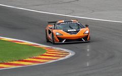 McLaren 570S GT4. (Tom Daem) Tags: mclaren 570s gt4 spa francorchamps