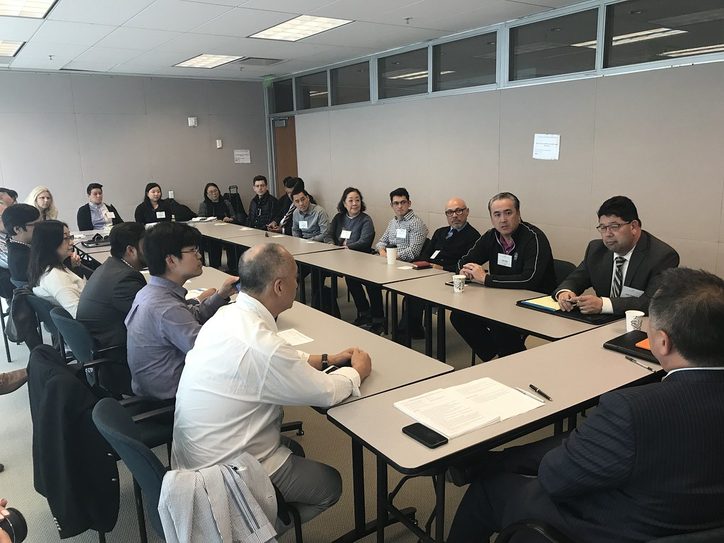 2018 Listening Tour With Assemblymember Phil Ting