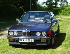 BMW E30 Cabrio (peterolthof) Tags: peterolthof klazienaveen oldtimerdag 652018