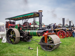 Smallwood 2018 (Ben Matthews1992) Tags: 2018 smallwood steam rally show cheshire england britain british old vintage historic preserved preservation vehicle transport traction engine aveling oporter roller tc2173