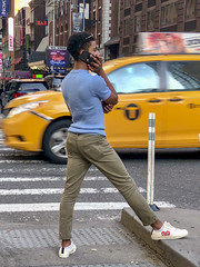 2018-05-29 17.30.15 v2 (Wheels Down) Tags: guy hottie male muscle built candid nyc streetphotography sneakers lorise socks rearview