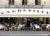 Le Vaudeville, Paris, France (Thierry Hoppe) Tags: levaudeville paris france 100ansdevieparisienne 100 ans de vie parisienne cafe facade iphone terrace terasse brasserie bourse vaudeville