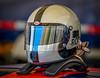 White Helmet in Garage at Sonoma Raceway (Thanks for 1.1+ million views) Tags: sonoma historics vintage race classic cars bell helmet