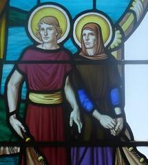 [63123] Bishop Norton : East Window (Budby) Tags: bishopnorton lincolnshire church window stainedglass westlindseychurchesfestival
