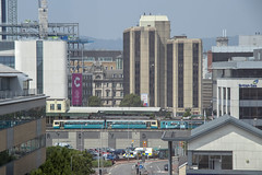 Continuity and change on the railways: Cardiff Central, south Wales (Dai Lygad) Tags: valleylines cardiffcentral cardiff caerdydd viewof stock pacer dmu station summer june 2018 arrivatrainswales jeremysegrott flickr photos photographs pictures images photography trains railways railroads city urban class142 geotagged cityscape canon 80d eos buildings british uk unitedkingdom hot weather traininthecity freetouse attributionlicence attributionlicense royaltyfree ccsearch forwebsite forwebpage forpresentation forpowerpoint cymru pacers warmweather trenauarrivacymru trainspotting citycentre world outside outdoors town publictransport publictransportation publictransit masstransit travel dieselmultipleunits
