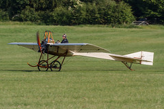 1910 Deperdussin (Paul Braham Photography) Tags: historic aircraft aeroplane aeroplanes aerodrome fighter trainer oldwarden shuttleworth