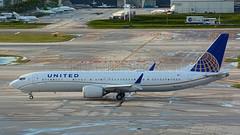 24389 • United Max 9 FLL Debut (N67501) (Visual Approach Graphics & Imaging) Tags: fortlauderdale fll kfll unitedairlines ua ual max9 737 n67501