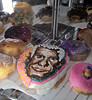Anthony Bourdain Doughnut (dadadreams (Michelle Lanter)) Tags: voodoodoughnut anthonybourdain rip doughnut donut austin atx