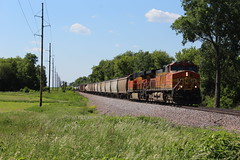 BNSF 4087 (CC 8039) Tags: bnsf trains ac44cw es44ac lena illinois
