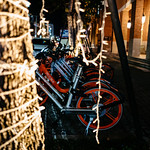 Rental bikes (with app), Nimmanhaemin,  Chiang Mai thumbnail