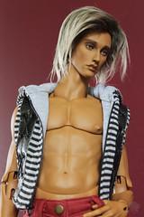 Dollshe Fashion Rey Lewis (redmaiko) Tags: dollshe fashion rey lewis pale tan msd bjd