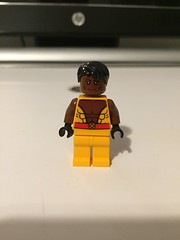 DC's Vixen (Numbuh1Nerd) Tags: lego purist custom superheroes minifigures justice league unlimited legends tomorrow arrow